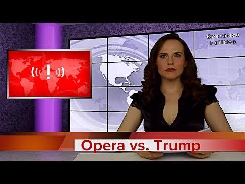 Real Fake News - Opera vs. Trump (Rossini Edition)