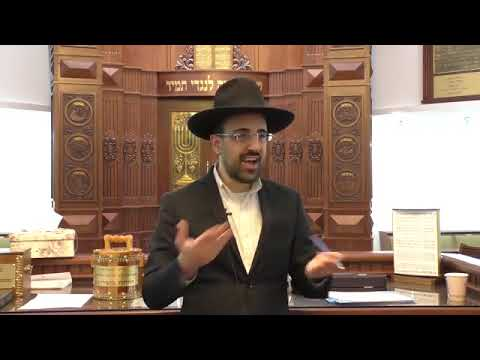 """הרב מאיר אליהו שליט""""א - קדיש - משכן יהודה - תשע""""ט"""