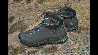 Видео обзор хайкинговых ботинок Asolo Thyrus GV.