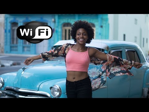HOW TO GET INTERNET IN CUBA