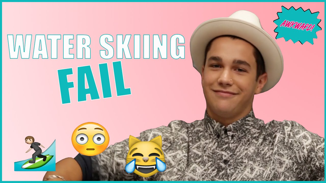 Water skiing fail with austin mahone youtube water skiing fail with austin mahone voltagebd Images