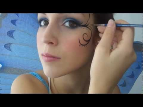 Maquillage D 39 Halloween F E Youtube