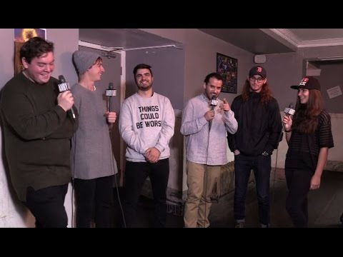 Interview with State Champs