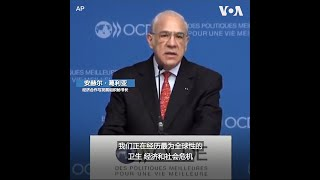 OECD:2020年全球经济下滑为几十年来最严重
