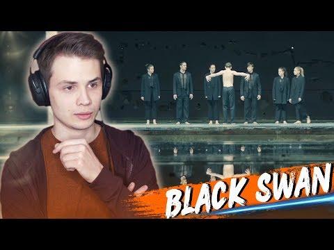 BTS - Black Swan (Art Film Performed By MN Dance Company) РЕАКЦИЯ/REACTION