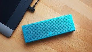 Обзор колонки Xiaomi MI Bluetooth Speaker