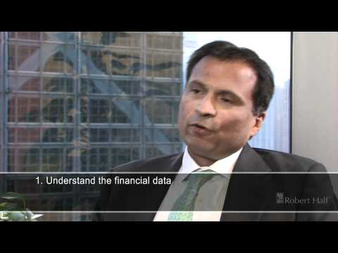 CFO Masters Series | Aashish Kamat, JP Morgan | Robert Half Recruitment