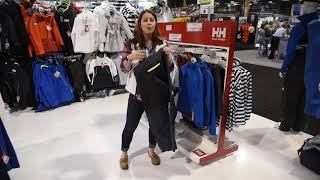 Daily Chat at #TIBS2019 - Helly Hansen Foil Pants