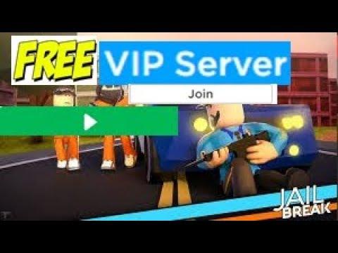 Roblox Jailbreak Free VIP Server May 2019 - June 2019