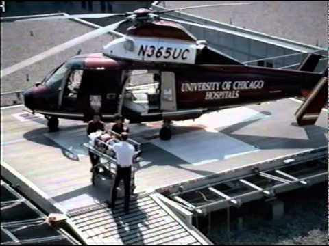 Hospital Heliport Safety
