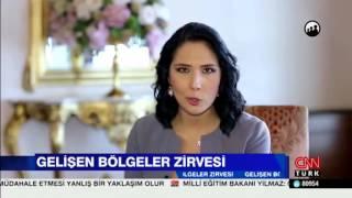 Emrullah Turanlı - Cnn Türk Gelişen Bölgeler Zirvesi