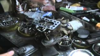 видео Тюнинг двигателя ВАЗ 2108 – повышаем мощность карбюратора + Видео