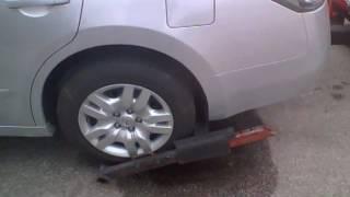 Repossessing my ex girlfriends new fiance e's car.