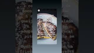 Qieijadinha lowcarb de frigideira