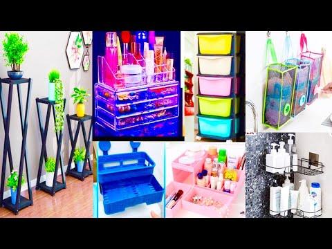 #Amazon Latest Space Saving Kitchen Organisers/Wall Racks/Baskets/decor/Amazon Household items#decor