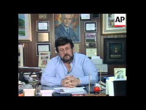 NICARAGUA: MANUEL IGNACIO LACAYO BELIEVES ECONOMY WILL IMPROVE