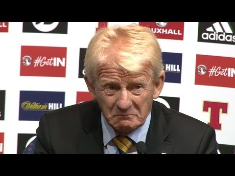 Scotland 2-0 Malta - Gordon Strachan Full Post Match Press Conference - World Cup Qualifying