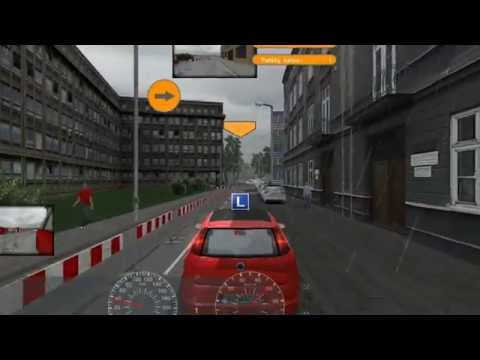Symulator jazdy 2-Zabawa na kierownicy