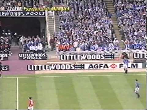FA Cup Final 1995 - EFC vs MUFC - Full BBC Grandstand Broadcast