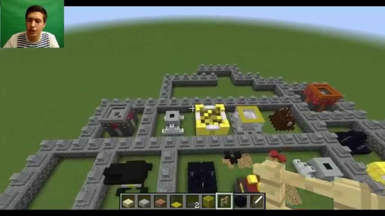 Clash Of Clans Minecraft Build