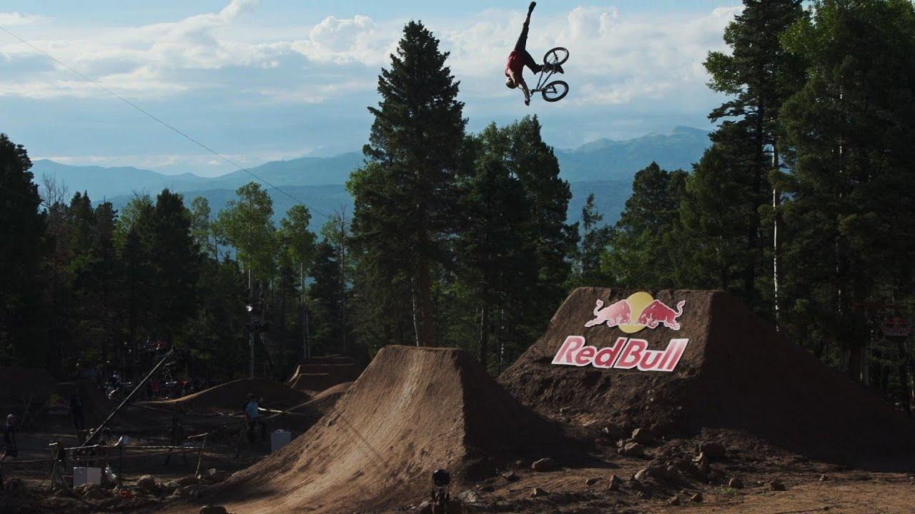 BMX Dirt Jump Contest Highlights- RedBull Dreamline