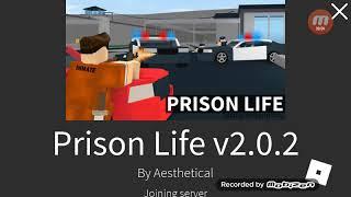 Prison life roblox live