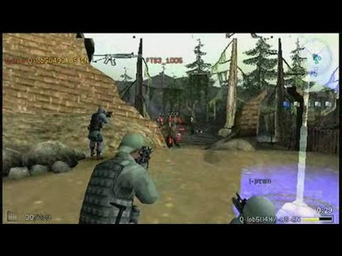 socom fireteam bravo 3 para psp