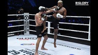 GLORY 62: Luis Tavares vs. Artur Gorlov - Full Fight