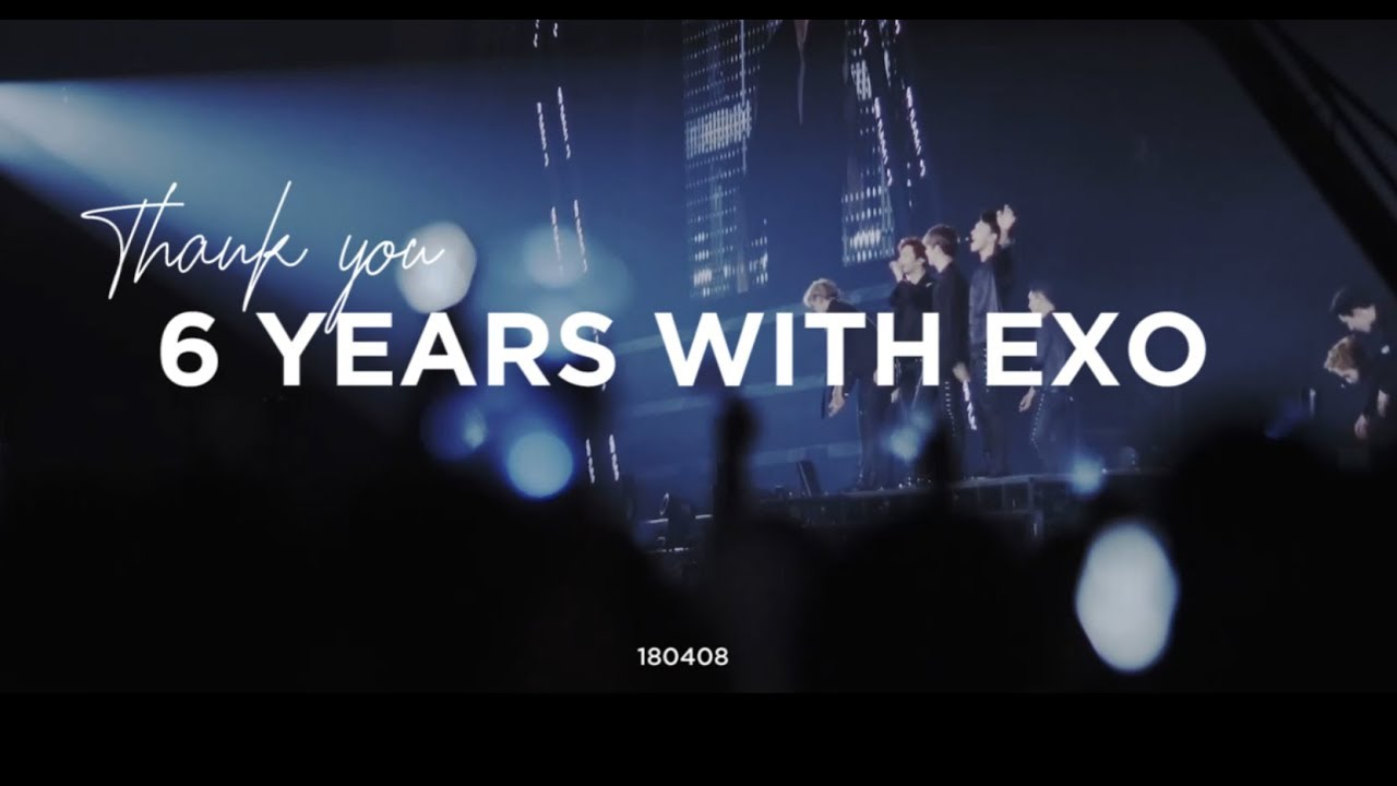 55 Gambar 6 Years With Exo Paling Hist