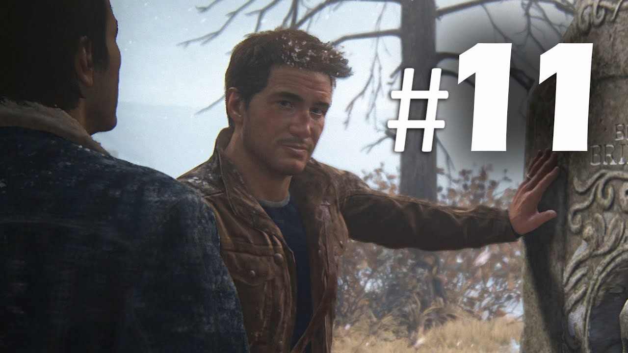 Uncharted 4 A Thief's End Part 11 - Chapter 8 - Gameplay ...