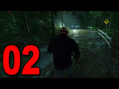 Friday the 13th The Game - Part 2 - PLAYING AS JASON