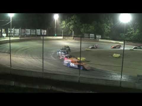 A-Mod  Feature at Highland Speedway 5-18-19