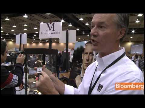 Wearable Technology Displayed At CES: Jaroslovsky