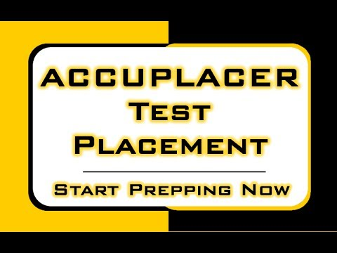 ACCUPLACER Test Prep - Free ACCUPLACER Math Test Practice ...