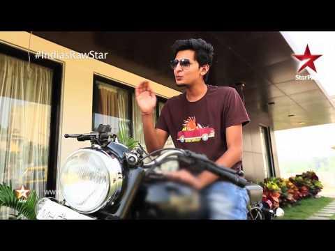 India's Raw Star: Darshan's Bullet...
