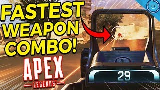 Apex Legends Bloodhound Is INSANE! Using The Fastest Weapon Combo To Win! (Gameplay)