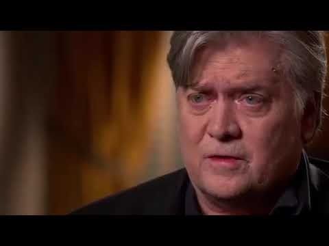 FULL Steve Bannon Interview with Charlie Rose