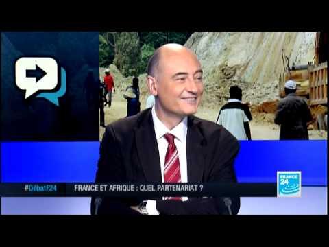 Sommet économique franco -- africain...