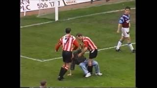West Ham United v Southampton, 07 May 1994