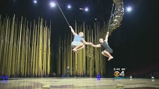 Behind The Scenes Of Cirque Du Soleil's Varekai
