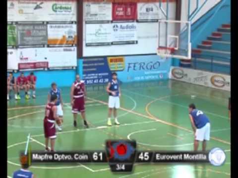 19 10 13 Cb Deportivo Coin Eurovent Montilla