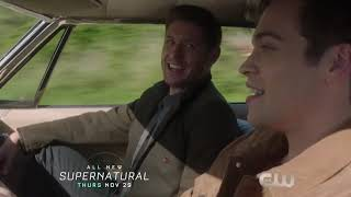 "Supernatural   ""Unhuman Nature"" Promo   Season 14 Episode 7 Promo   The CW"