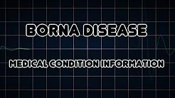 Borna disease (Medical Condition)