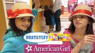 Bratayley and KittiesMama Go American Girl Shopping (WK 196.2)