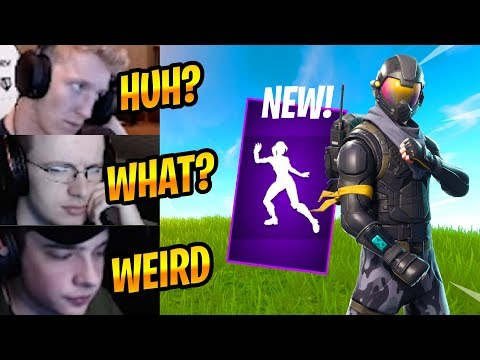 STREAMERS REACT TO NEW VIVACIOUS EMOTE - Fortnite Best Moments & Fortnite Funny Moments #154
