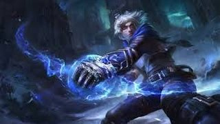 KT Deft - Ezreal vs Ashe Patch 6.24