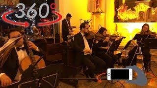 360º Virtual Reality Wedding Music - Wildfire Opening Theme