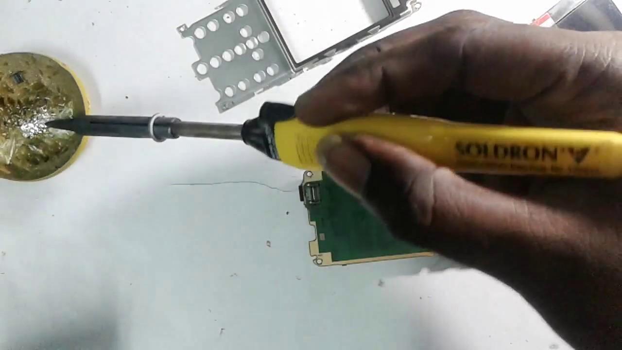 Nokia C2 01 Light Solution Youtube Circuit Diagram Of
