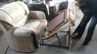 Механизм для мягкой мебели