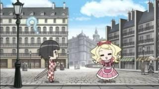 【PV】異国迷路のクロワーゼ The Animation 第2弾PV(フラフープ編) 異国迷路のクロワーゼ 検索動画 29